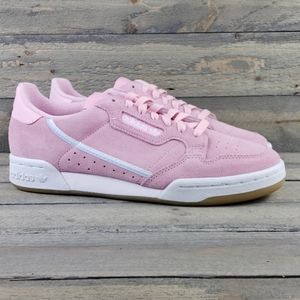 adidas Continental 80 Women's True Pink Sneakers